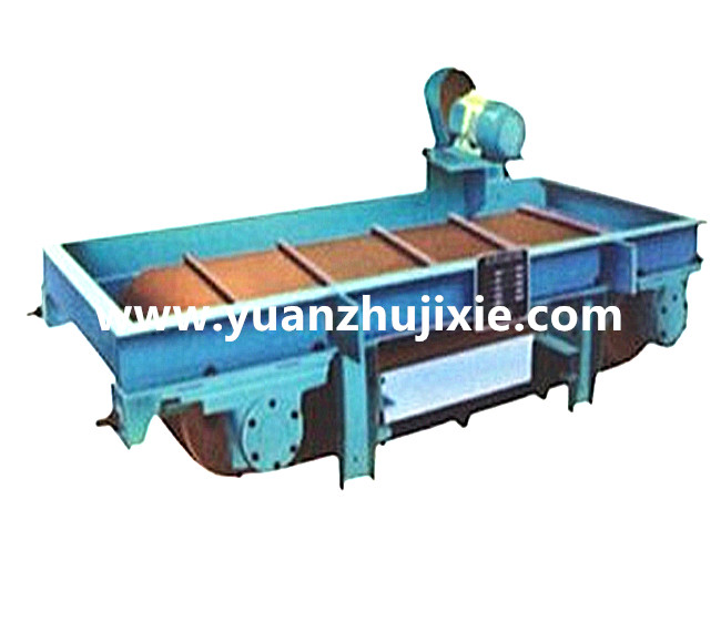S99 series suspended permanent magnet separator